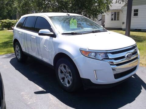 2013 Ford Edge for sale at Victorian City Car Port INC in Manistee MI