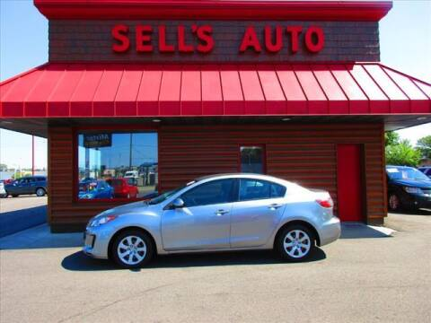 2013 Mazda MAZDA3 for sale at Sells Auto INC in Saint Cloud MN