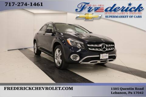 2019 Mercedes-Benz GLA for sale at Lancaster Pre-Owned in Lancaster PA