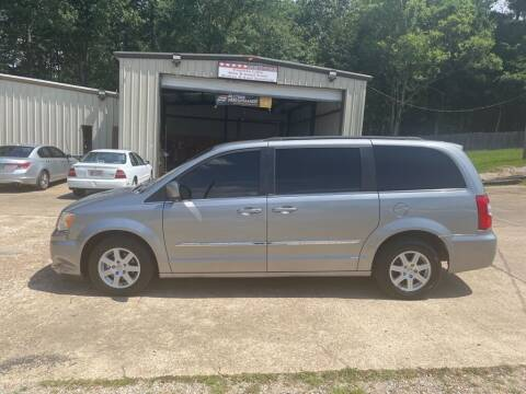 2013 Chrysler Town and Country for sale at Dime A Dozen Auto Sales LLC in Raymond MS