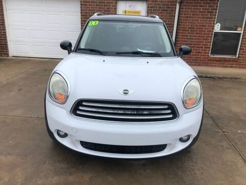 2011 MINI Cooper Countryman for sale at Moore Imports Auto in Moore OK