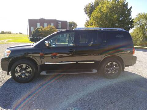 2013 Nissan Armada for sale at Dealz on Wheelz in Ewing KY