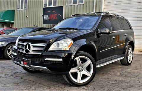 2011 Mercedes-Benz GL-Class for sale at Haus of Imports in Lemont IL