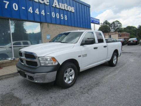 2015 RAM Ram Pickup 1500 for sale at 1st Choice Autos in Smyrna GA