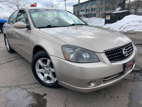 2006 Nissan Altima for sale at JerseyMotorsInc.com in Teterboro NJ