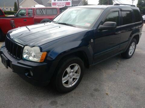 2005 Jeep Grand Cherokee for sale at Auto Brokers of Milford in Milford NH