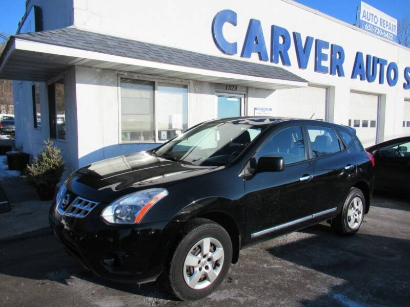 2012 Nissan Rogue for sale at Carver Auto Sales in Saint Paul MN