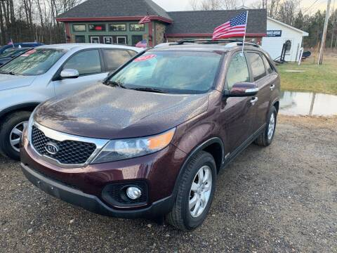 2013 Kia Sorento for sale at Winner's Circle Auto Sales in Tilton NH