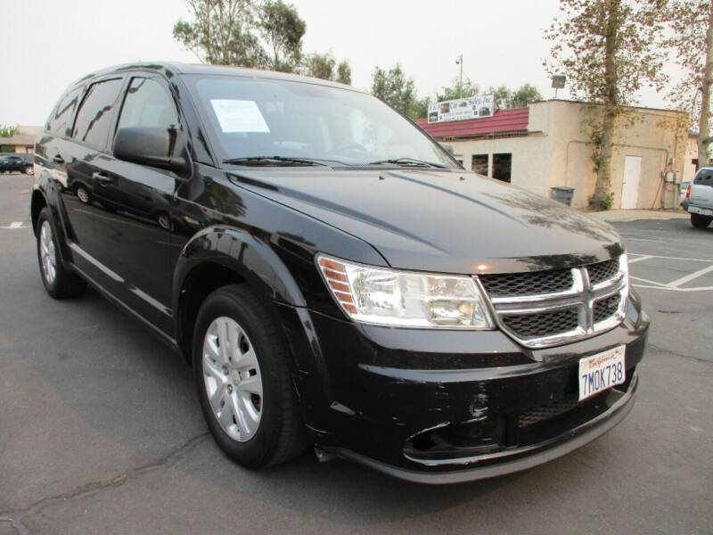 2015 Dodge Journey for sale at F & A Car Sales Inc in Ontario CA