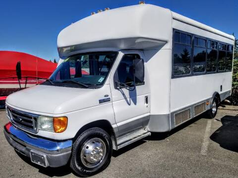 2006 Ford E-Series Chassis for sale at SS MOTORS LLC in Edmonds WA