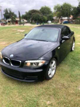 2009 BMW 1 Series for sale at Carzready in San Antonio TX