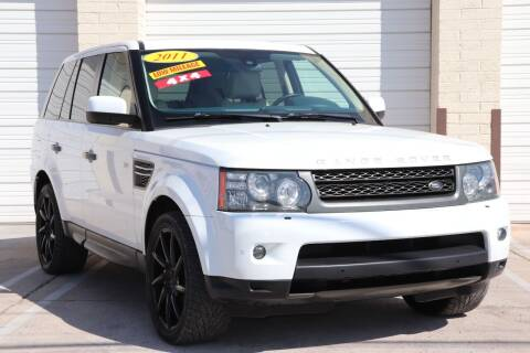 2011 Land Rover Range Rover Sport for sale at MG Motors in Tucson AZ