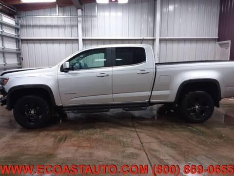 2015 Chevrolet Colorado for sale at East Coast Auto Source Inc. in Bedford VA