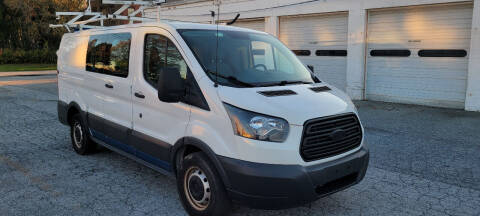 2015 Ford Transit Cargo for sale at WEELZ in New Castle DE
