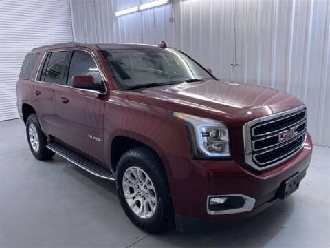 2017 GMC Yukon for sale at JOE BULLARD USED CARS in Mobile AL