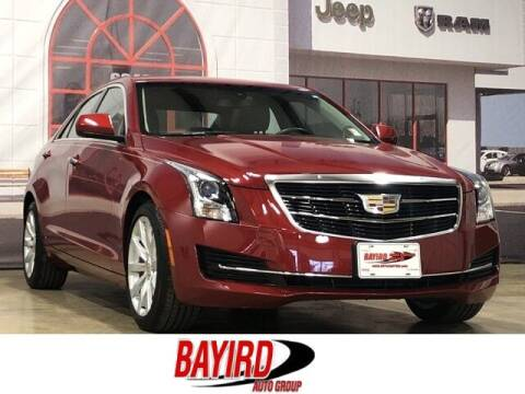 2018 Cadillac ATS for sale at Bayird Truck Center in Paragould AR
