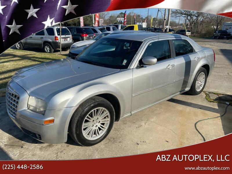 2009 Chrysler 300 for sale at ABZ Autoplex, LLC in Baton Rouge LA