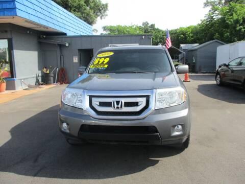 2010 Honda Pilot for sale at AUTO BROKERS OF ORLANDO in Orlando FL