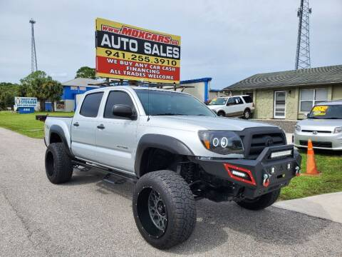 2006 Toyota Tacoma for sale at Mox Motors in Port Charlotte FL