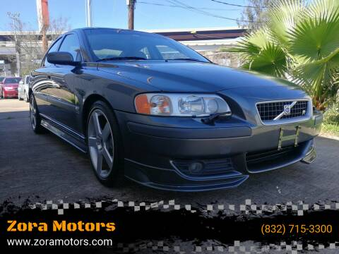 2004 Volvo S60 R for sale at Zora Motors in Houston TX