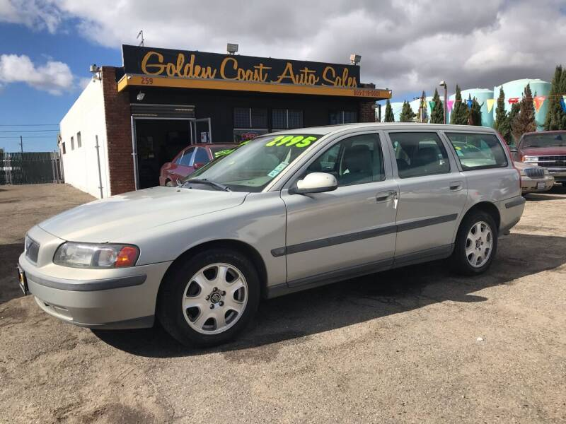 2001 Volvo V70 for sale at Golden Coast Auto Sales in Guadalupe CA