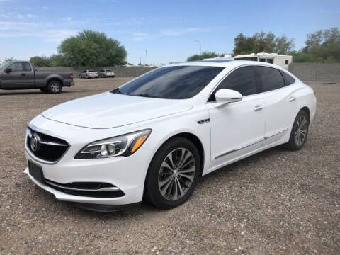 2017 Buick LaCrosse for sale at Autos by Jeff in Peoria AZ