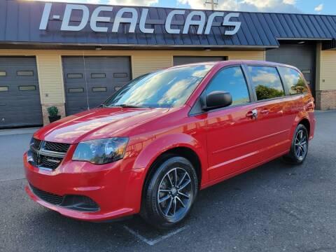 2015 Dodge Grand Caravan for sale at I-Deal Cars in Harrisburg PA