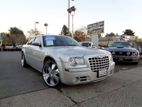 2005 Chrysler 300 for sale at Save Auto Sales in Sacramento CA