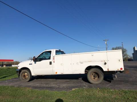 2004 Ford F-350 Super Duty for sale at Village Motors in Sullivan MO