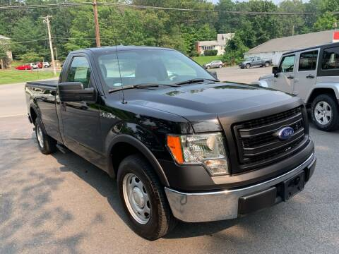 2013 Ford F-150 for sale at QUINN'S AUTOMOTIVE in Leominster MA