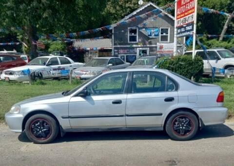 1999 Honda Civic for sale at Korz Auto Farm in Kansas City KS
