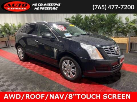 2013 Cadillac SRX for sale at Auto Express in Lafayette IN