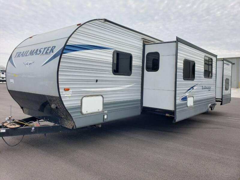 2018 Gulf Stream Trailmaster 323TBR  for sale at Ultimate RV in White Settlement TX