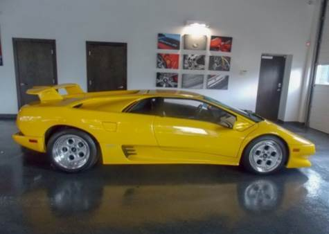 1994 Lamborghini Diablo for sale at Suncoast Sports Cars and Exotics in West Palm Beach FL