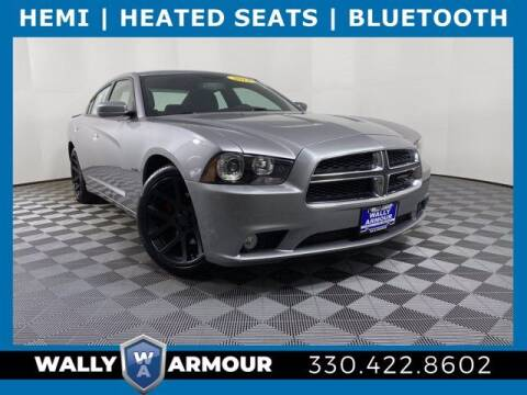 2014 Dodge Charger for sale at Wally Armour Chrysler Dodge Jeep Ram in Alliance OH