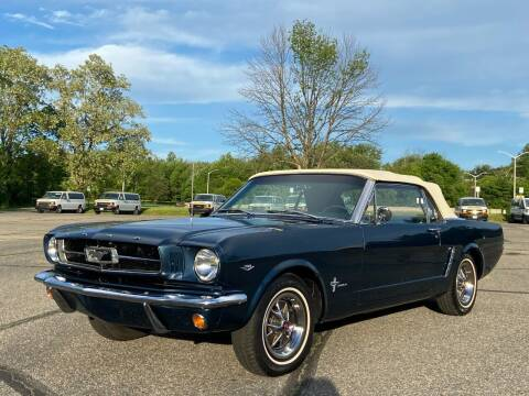 1965 Ford Mustang for sale at Right Pedal Auto Sales INC in Wind Gap PA