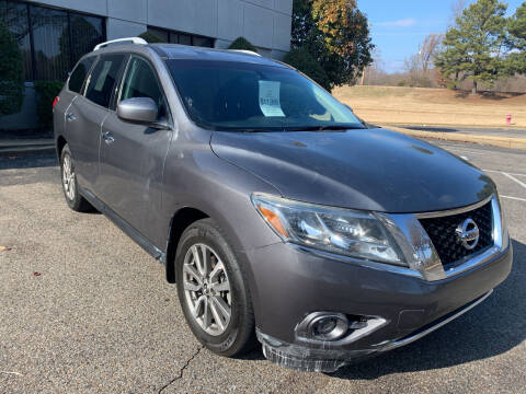 2015 Nissan Pathfinder for sale at CarWay in Memphis TN