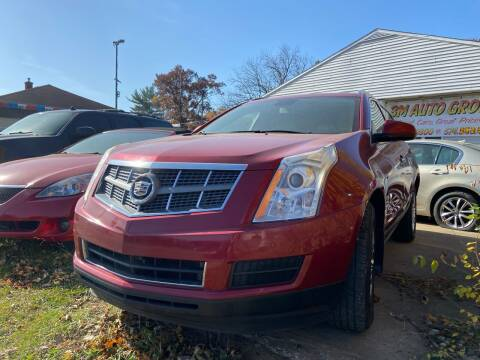 2011 Cadillac SRX for sale at 3M AUTO GROUP in Elkhart IN