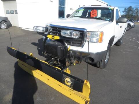 2008 GMC Sierra 2500HD for sale at Price Auto Sales 2 in Concord NH