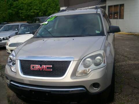 2010 GMC Acadia for sale at Louisiana Imports in Baton Rouge LA