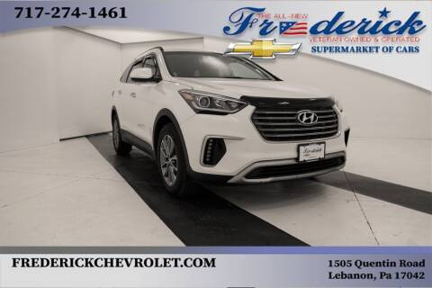 2017 Hyundai Santa Fe for sale at Lancaster Pre-Owned in Lancaster PA