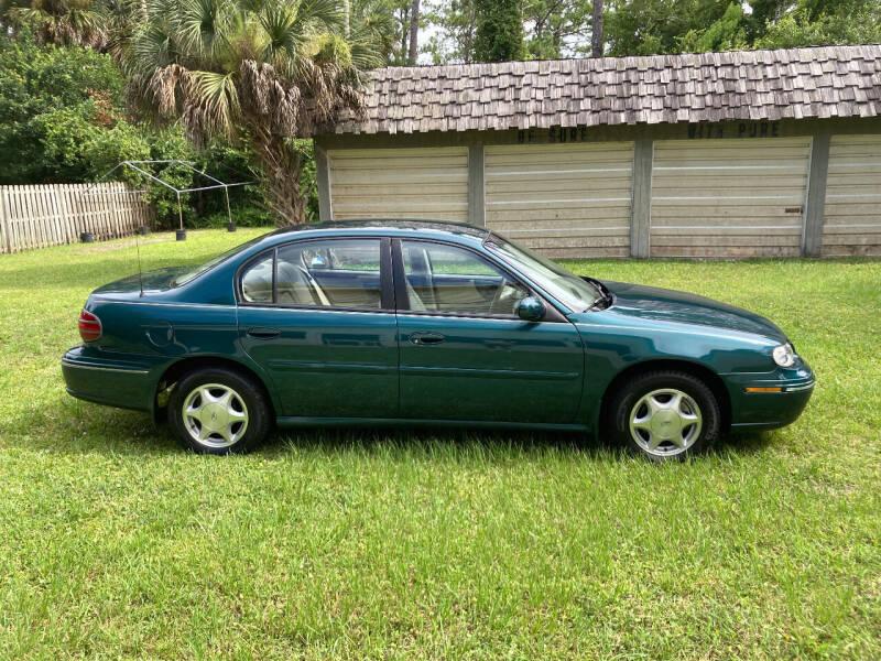 1999 Oldsmobile Cutlass GLS 4dr Sedan - Port Orange FL