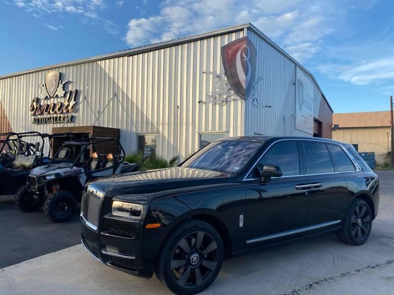 2020 Rolls-Royce Cullinan for sale at Barrett Auto Gallery in San Juan TX