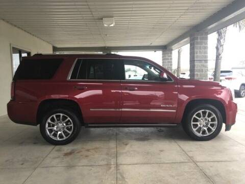 2015 GMC Yukon for sale at Rabeaux's Auto Sales in Lafayette LA