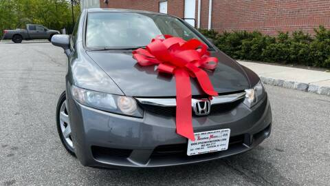 2009 Honda Civic for sale at Speedway Motors in Paterson NJ