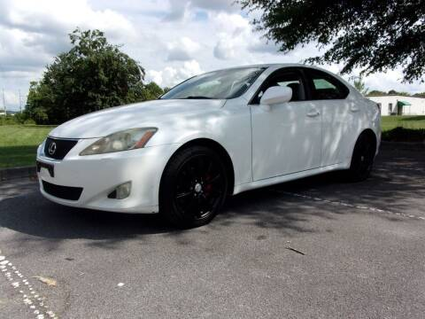 2007 Lexus IS 250 for sale at Unique Auto Brokers in Kingsport TN