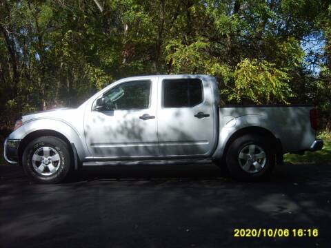 2010 Nissan Frontier for sale at Northport Motors LLC in New London WI