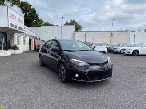 2015 Toyota Corolla for sale at Bay Motors Inc in Baltimore MD