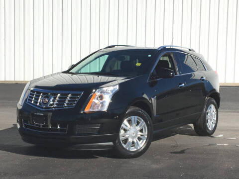 2014 Cadillac SRX for sale at ROGER JENNINGS INC in Hillsboro IL