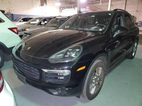2018 Porsche Cayenne for sale at AW Auto & Truck Wholesalers  Inc. in Hasbrouck Heights NJ